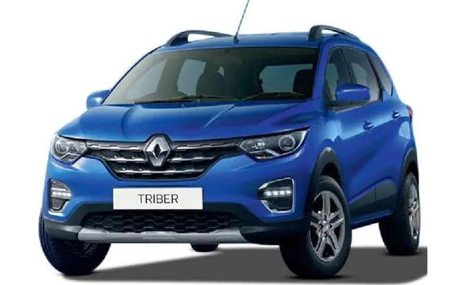 Renault Triber India Prices Hiked By Up To 13000  - Sakshi