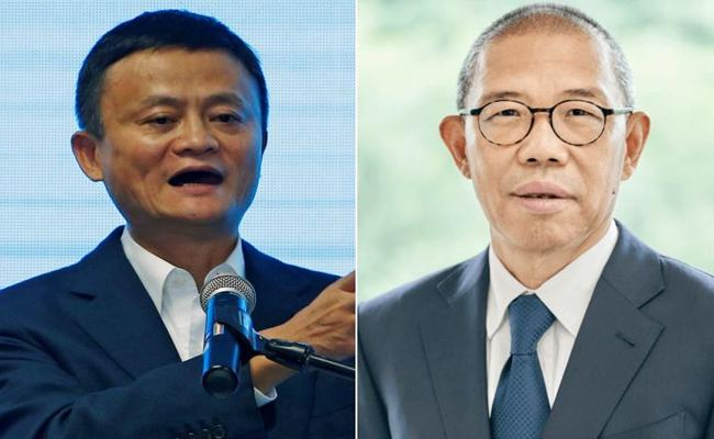 China Has a New Richest Person, With Jack Ma Dethroned - Sakshi