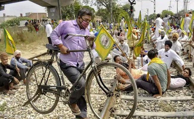 Bharat Bandh: Nationwide Farmers Strike Today - Sakshi