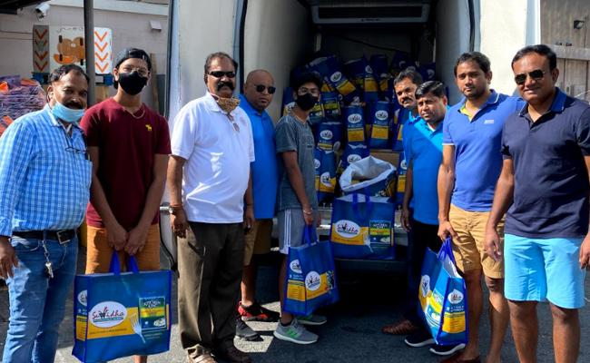 GATA Provide Groceries And Daily Essentials For Students In Atlanta - Sakshi