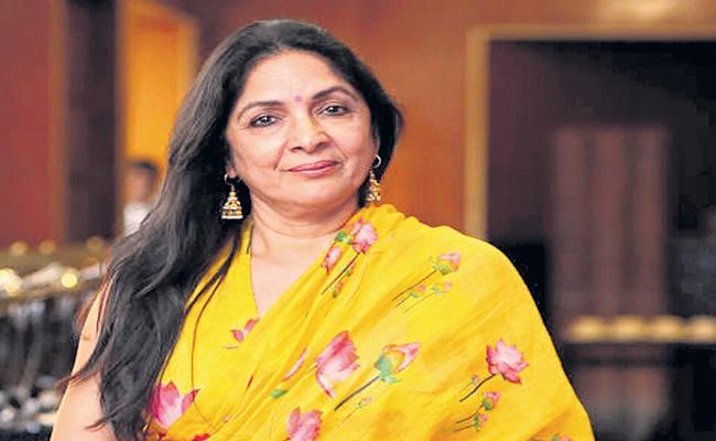 Neena Gupta pens her autobiography in lockdown - Sakshi