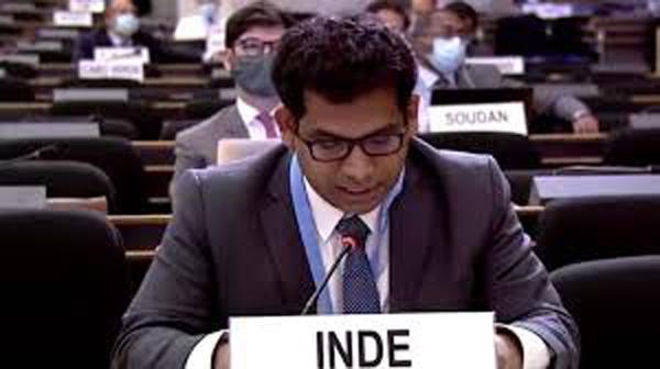 India Says Terrorists Spreading Misinformation Through Hate Speeches - Sakshi