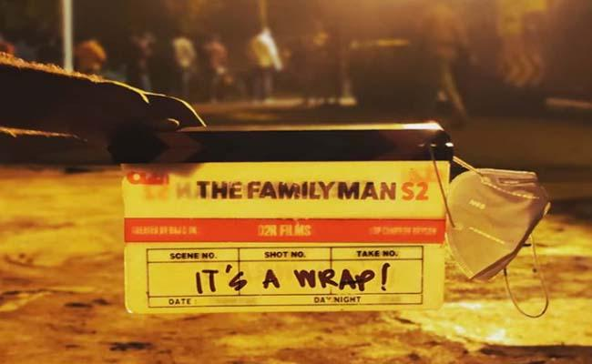 The Family Man Season 2 Makers Wraps Up Shooting - Sakshi