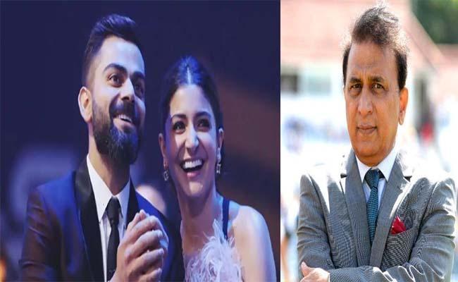 Anushka Sharma Responds To Sunil Gavaskar Comments On Her, Kohli - Sakshi