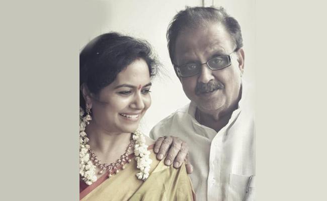 KS Chitra And Shreya Ghoshal Singers Tribute SP Balasubrahmanyam - Sakshi