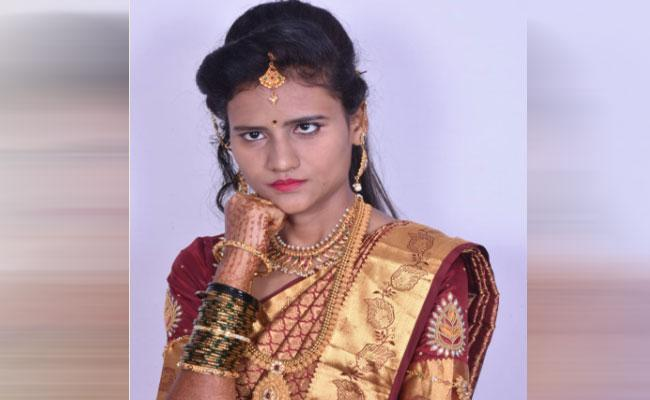 Bangalore: Newly Married Woman Commits Suicide - Sakshi