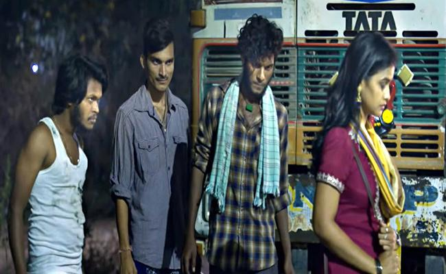 Disha Encounter Movie Trailer Released By Ram Gopal Varma - Sakshi