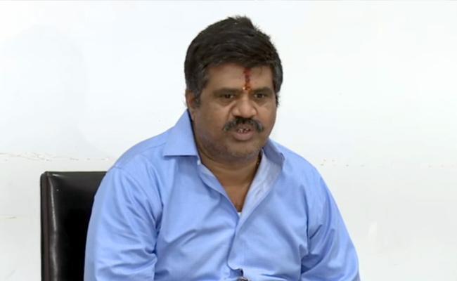 Minister Avanthi Srinivas Fires On Chandrababu - Sakshi