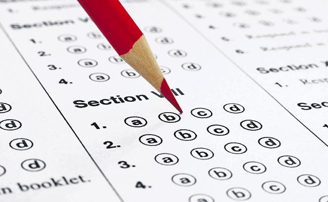 Cancellation of negative marks in departmental examinations - Sakshi