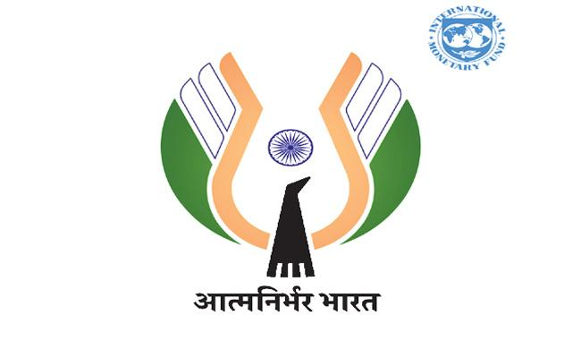 IMF lauds Narendra Modi call for Aatmanirbhar Bharat - Sakshi