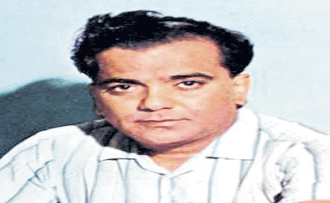 SP Balasubramanyam first song introduced by his relative SP Kodandapani - Sakshi