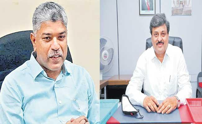 Veera Reddy And Sathyanarayana Rao Appointed As Singareni Directors - Sakshi