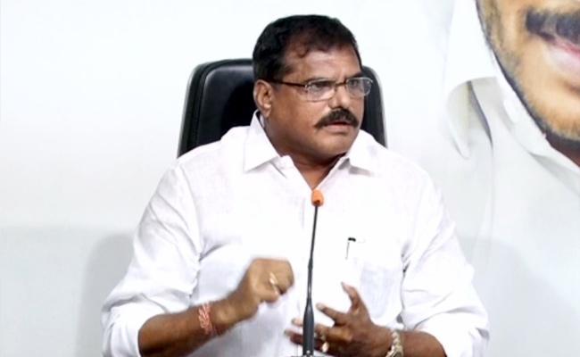 Minister Botsa Satyanarayana Straight Question Chandrababu - Sakshi