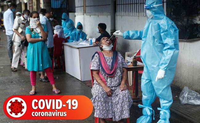India's corona virus tally nears 60 lakh-mark - Sakshi