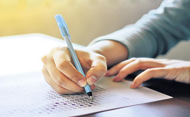 JEE Advanced Exam On 27th September - Sakshi