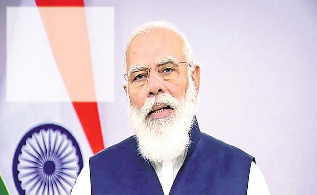 PM Narendra Modi calls for reform at UN - Sakshi