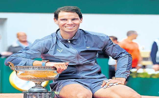 French Open Tourney Start From 27/10/2020 - Sakshi