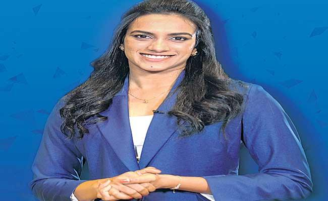 PV Sindhu Will Present The A Game Web Series - Sakshi