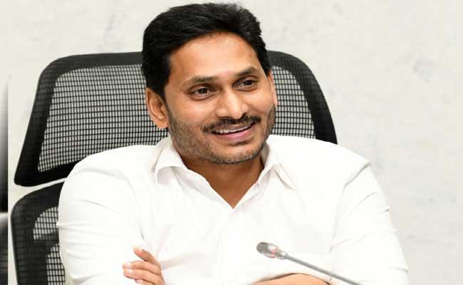 CM YS Jagan Respond Contract Lecturers Request Over Salaries - Sakshi