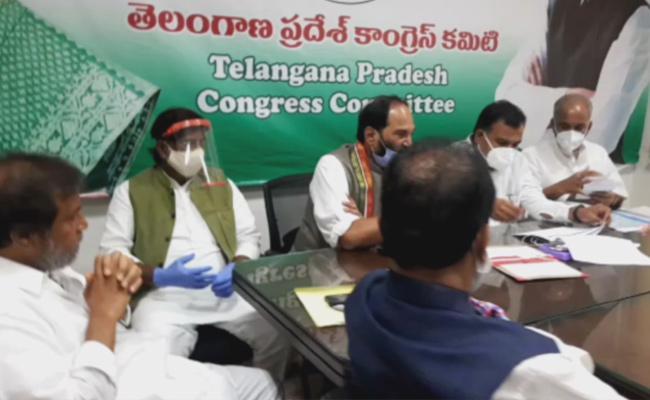Graduate MLC: Congress Leaders Not Interested To Support Kodandaram - Sakshi