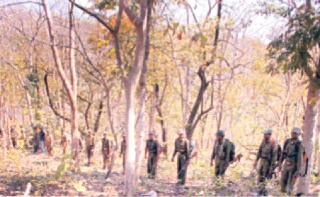 Police Using Drone Surveillance To Track Down Maoists In Khammam - Sakshi