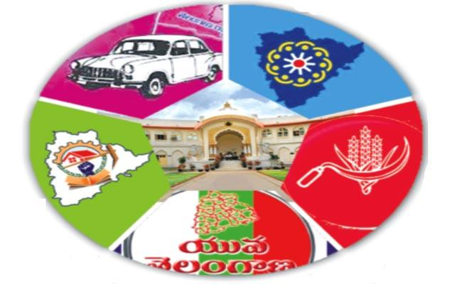 Nalgonda And Warangal And Khammam Graduate MLC Election Story - Sakshi