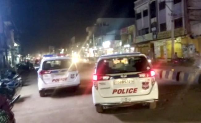 Young Girl Kidnapped In Vikarabad - Sakshi