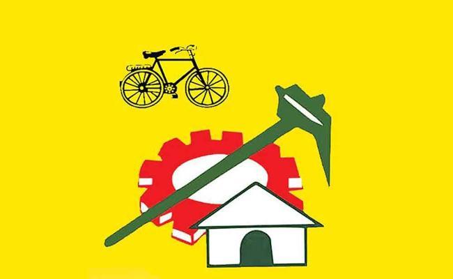 New working groups for TDP - Sakshi