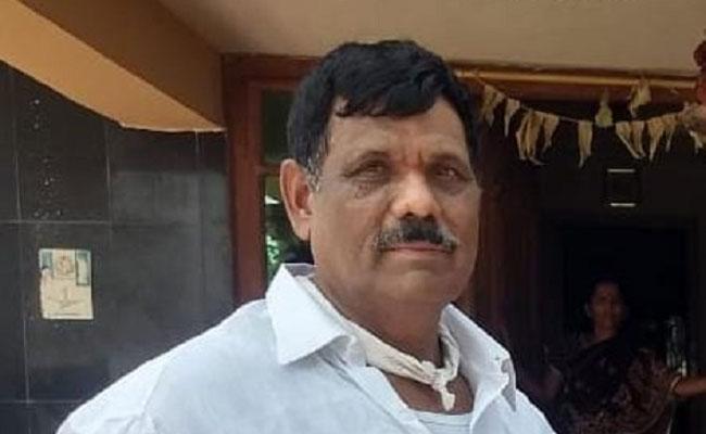 Ambati Krishna Reddy Thanked To CM YS Jagan - Sakshi