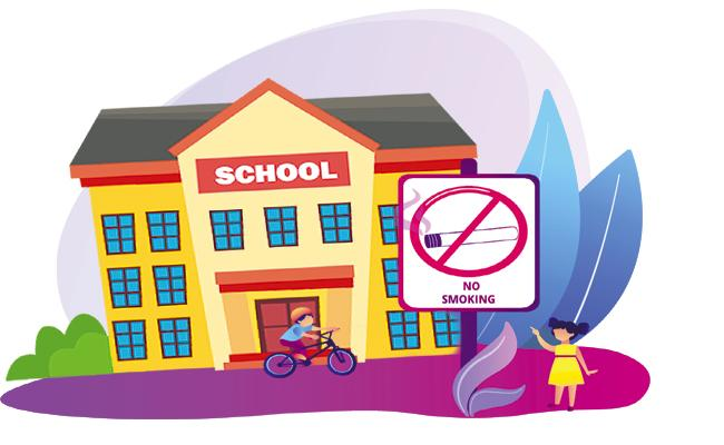 Educational Institutions As Smoke Free Zones - Sakshi