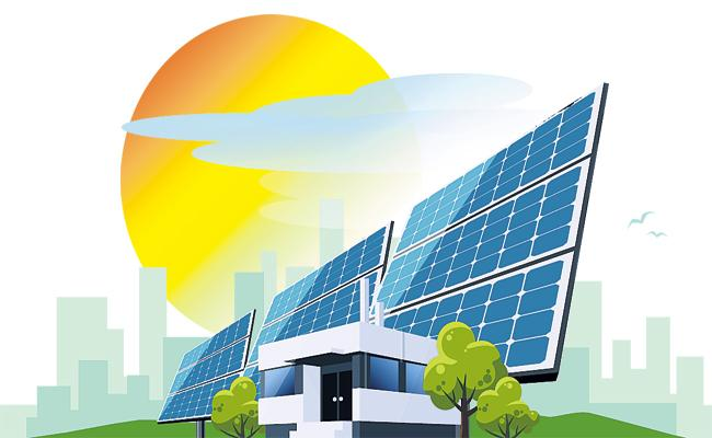 Ten areas in AP have potential to generate the most solar power - Sakshi