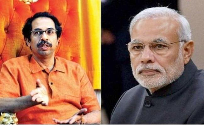Shiv Sena Says Nda Has Lost Two Lions - Sakshi