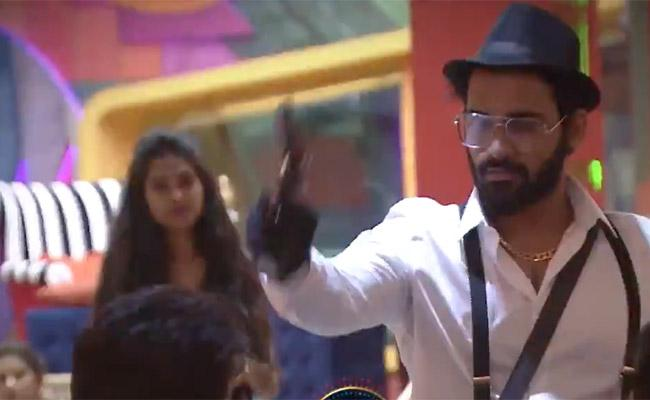 Bigg Boss 4 Telugu: Who Is Going To Be Nominated For Elimination - Sakshi