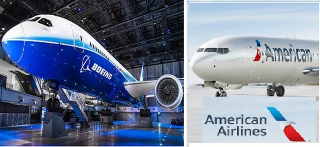 US Market up- Boeing, American airlines zoom - Sakshi
