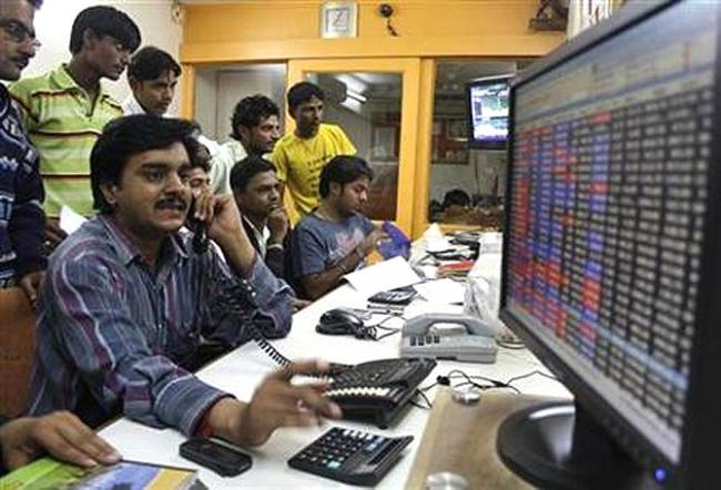 Sensex double century- all sectors in green - Sakshi