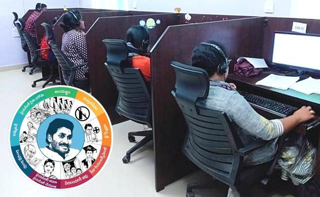 Andhra Pradesh Government Services Toll Free And Helpline Numbers - Sakshi