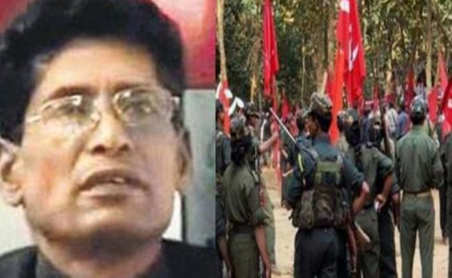 News Of Maoist Leader Ganapathi Surrender Is Fake, Jampanna - Sakshi