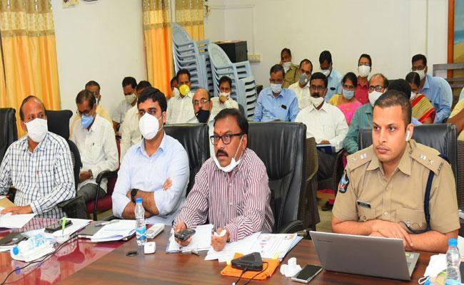 CM Jagan Lauded Prakasam District Administration - Sakshi