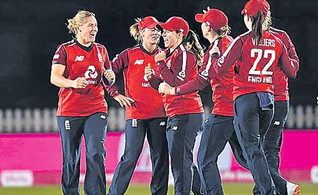 England Womens Cricket Team Won Fourth Match Against West Indies - Sakshi