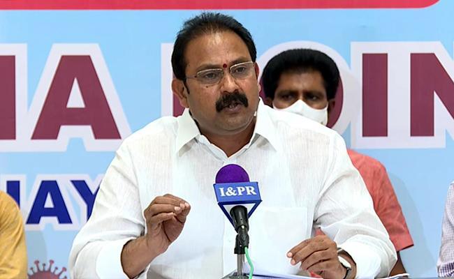 Andhra Pradesh Tops In Coronavirus Tests: Alla Nani - Sakshi