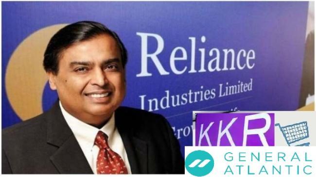 General Atlantic to buy stake in Reliance retail - Sakshi
