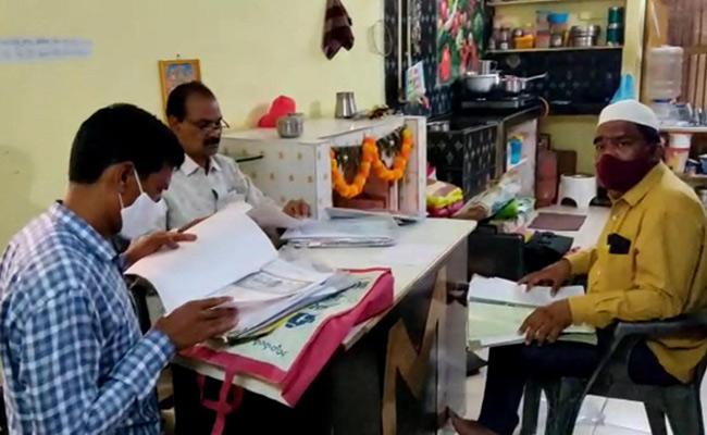 ACB Checks Two Realtors Office And House In Medak - Sakshi
