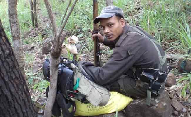 Maoist Kamesh Alias Hari Arrested In Visakhapatnam - Sakshi