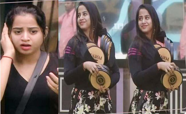 Bigg Boss 4 Telugu: Swathi Dixit Did Mistake In Game - Sakshi