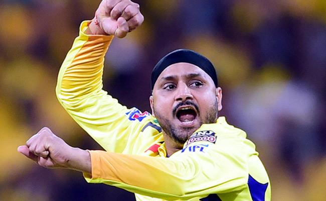 Harbhajan Singh Pulls Out Of IPL, Says Personal Reasons To CSK - Sakshi