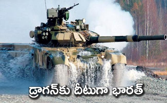 Major Force Buildup Of Chinese Tanks In The South Pangong Region Of Eastern Ladakh - Sakshi
