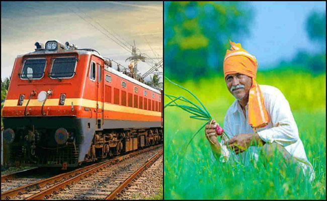 Anantapur Collector Says Kisan Rail To Delhi Start On 9th Sep - Sakshi