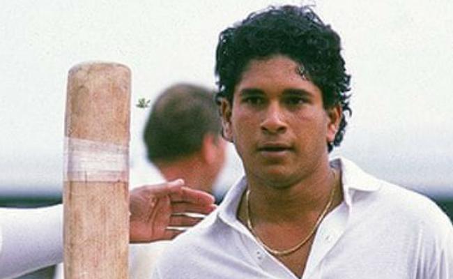 Sachin Tendulkar Wasnt The Motivational Captain - Sakshi