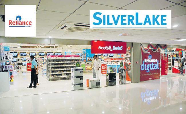 Silver Lake in talks to buy stake in Reliance Retail - Sakshi