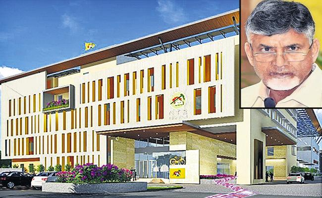 Chandrababu Govt Rs 3000 crore debt in the name of roads - Sakshi